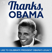 8 years ago today, President Obama signed the ACA into law. That's 8 years of countless lives saved. Yet 8 years of relentless Republican sabotage.  Thank President Obama by pledging to protect his legacy and continue his important progress towards more affordable care: dems.me/thanks-barack: Thanks  OBAMA  DCCC  LIKE TO CELEBRATE PRESIDENT OBAMA'S LEGACY 8 years ago today, President Obama signed the ACA into law. That's 8 years of countless lives saved. Yet 8 years of relentless Republican sabotage.  Thank President Obama by pledging to protect his legacy and continue his important progress towards more affordable care: dems.me/thanks-barack