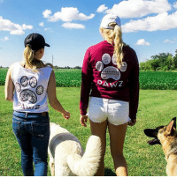 Thanks @skylar_jenae & @lexiefelske for the support ! Photo credits to @lukelosee 🐶🐾 save the dogs now at PawzShop.com: Thanks @skylar_jenae & @lexiefelske for the support ! Photo credits to @lukelosee 🐶🐾 save the dogs now at PawzShop.com