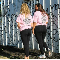 Thanks @veyron_julian and @kaelimaw for the support in our grapefruit mosaic tees! Save the dogs with your BestFriend at PawzShop.com 🐾: Thanks @veyron_julian and @kaelimaw for the support in our grapefruit mosaic tees! Save the dogs with your BestFriend at PawzShop.com 🐾