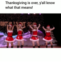 Funny, Thanksgiving, and Too Much: Thanksgiving is over, y'all know  what that means! Yall play too much😂💀