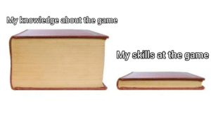 That's me in every damn game: That's me in every damn game