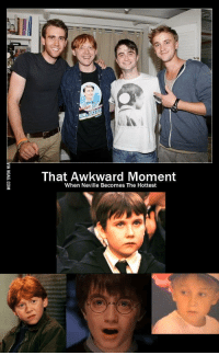 Awkward: That Awkward Moment  When Neville Becomes The Hottest