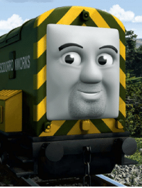Memes, Soon..., and Train: That being said, this human stubble coming out of a train face is a living nightmare from which I won't soon wake