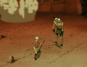that-catholic-shinobi: keyhollow:  supreme-leader-stoat:  agent-of-empathy:  dragongyrlwren:  dr-algernop:   13flamingbees:  avatarsymbolism:  avatrashh:  avatar-gifs: Avatar: The Last Airbender 1.05| The King of Omashu  Wow those moves look like someone who's childhood best friend was an airbender   …Shit, you're right. That spin he does. That is an airbendery move.   Literally the exact same move Aang pulls when he gets off his glider (cant find a gif but like… I promise)   This shows attention to detail was unreal.    Even the fall backwards! That looks like the exact kind of thing a fun loving Airbender kid would do while showing off gliders and airbending proficiency.    the best benders in this show tend to be the ones who adapt elements of other bending techniques. Bumi has some airbender-y movements, Zuko and Iroh use some Air and Water movements, even Katara tends to use some earthbender looking moves when bending ice  Meanwhile Toph just took earthbending and cranked it all the way up to 11.   Everyone else: The spice of variety! The four elements make mine stronger! Ballerina time! Toph:….meTal….bendy bendy    take into account that Toph might not be able to take other bending styles into her own. Because those styles (especially fire and air) require you to lift your feet off the ground and for Toph she would lose her way of connecting to the world like he's used too. Toph took earthbending, made it her bitch, and made it adapt to her needs as a disabled person.  : that-catholic-shinobi: keyhollow:  supreme-leader-stoat:  agent-of-empathy:  dragongyrlwren:  dr-algernop:   13flamingbees:  avatarsymbolism:  avatrashh:  avatar-gifs: Avatar: The Last Airbender 1.05| The King of Omashu  Wow those moves look like someone who's childhood best friend was an airbender   …Shit, you're right. That spin he does. That is an airbendery move.   Literally the exact same move Aang pulls when he gets off his glider (cant find a gif but like… I promise)   This shows attent