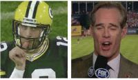 Memes, Denver, and Game: That delay in Denver really sucks for Joe Buck. Now he might have to miss some of the Packer game. https://t.co/7cN1GDSVi0