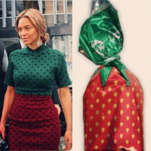 That dress reminds me of something.: That dress reminds me of something.