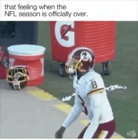 Football, come back. https://t.co/8kTOUTRsDU: that feeling when the  NFL season is officially over.  0  NFL Football, come back. https://t.co/8kTOUTRsDU
