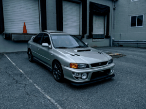 That feeling when they put your actually car in the game... Sultan Classic/Impreza GC8: That feeling when they put your actually car in the game... Sultan Classic/Impreza GC8