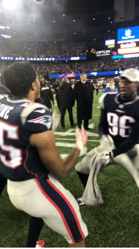 Memes, Superbowl, and That Feeling When: That feeling when you're heading to the @SuperBowl! #GoPats #NotDone #SBLII https://t.co/8H6BwnC12L
