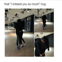 "Memes, 🤖, and Alm: that ""i missed you so much"" hug  2i  alm Feeling more then moody😪💍💕"