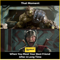 We all do that 🤣😁 Shop our collection: http://bwkf.shop/View-Collection   — Products shown: Incredible Hulk Joggers (AVL).: That Moment  Bewakoof  Com  When You Meet Your Best Friend  After A Long Time We all do that 🤣😁 Shop our collection: http://bwkf.shop/View-Collection   — Products shown: Incredible Hulk Joggers (AVL).