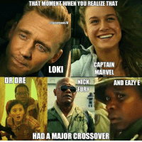 #KongSkull.Island  ~Deadpool: THAT MOMENT WHEN YOU REALIZE THAT  asupergeek18  CAPTAIN  LOKI  MARVEL  DR DRE  NICK  AND EALYE  FURY  HAD A MANOR CROSSOVER #KongSkull.Island  ~Deadpool