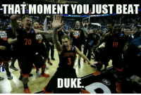 Hellz Yeah!  Like Us NBA LOLz!: THAT MOMENT YOU JUST BEAT  20  DUKE Hellz Yeah!  Like Us NBA LOLz!