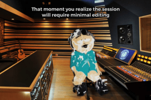 We all just want a Randy experience...: That moment you realize the session  will require minimal editing  TOWE We all just want a Randy experience...