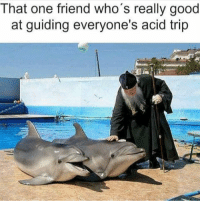 "Dank, Meme, and Good: That one friend who's really good  at guiding everyone's acid trip <p>He knows de wae via /r/dank_meme <a href=""http://ift.tt/2sCKgL2"">http://ift.tt/2sCKgL2</a></p>"