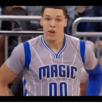 """Basketball, Golden State Warriors, and Life: That one time KD had Aaron Gordon re-examining his life. """"AND 1 lil n****!"""""""