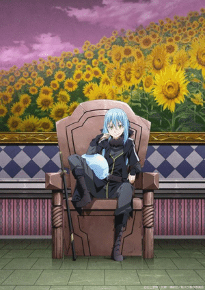 """""""That Time I Got Reincarnated as a Slime"""" is receiving a second season!  The anime is slated to premiere on 2020: """"That Time I Got Reincarnated as a Slime"""" is receiving a second season!  The anime is slated to premiere on 2020"""