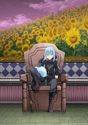 That Time I Got Reincarnated as a Slime Season 2 Announced for 2020.  Source: http://www.ten-sura.com/news/959/: That Time I Got Reincarnated as a Slime Season 2 Announced for 2020.  Source: http://www.ten-sura.com/news/959/