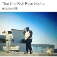 Bruhhhhh I'm weak 😭😭😭😭😭 watch till the end 😂😂💯 - Follow me @bruhifunny for more! 🆔: That time Rick Ross tried to  moonwalk Bruhhhhh I'm weak 😭😭😭😭😭 watch till the end 😂😂💯 - Follow me @bruhifunny for more! 🆔