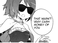 That Wasnt Very Cash Money Of You: THAT WASN'T  VERY CASH  MONEY OF  You