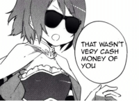 """I started using """"cash"""" as a description at some point in my life thanks to this picture. In fact, """"that shit's cash"""" is one of my IRL catchphrases. People around me have even started using it.: THAT WASN'T  VERY CASH  MONEY OF  YOU I started using """"cash"""" as a description at some point in my life thanks to this picture. In fact, """"that shit's cash"""" is one of my IRL catchphrases. People around me have even started using it."""