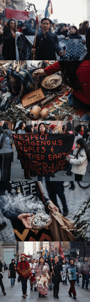 thatcupofjo:  #NoDAPL // NYC Prayer March in Support of the Standing Rock Sioux Nation (11.05.16)   *photos taken with consent of the organizers : thatcupofjo:  #NoDAPL // NYC Prayer March in Support of the Standing Rock Sioux Nation (11.05.16)   *photos taken with consent of the organizers