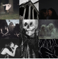 Target, Tumblr, and Aesthetic: thatgayshitmoodboards:  gothic wlw aesthetic