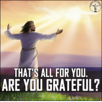 Yes! I am grateful for everything Jesus gave me. All to Him I owe. Bible sonofgod424 God Love Redeemed Saved Christian Christianity Pray Chosen jesus lord truth praying christ jesuschrist bible word godly angels cross faith inspiration jesussaves worship yahweh holyspirit praise spiritualwarfare: THAT'S ALL FOR YOU  ARE YOU GRATEFUL? Yes! I am grateful for everything Jesus gave me. All to Him I owe. Bible sonofgod424 God Love Redeemed Saved Christian Christianity Pray Chosen jesus lord truth praying christ jesuschrist bible word godly angels cross faith inspiration jesussaves worship yahweh holyspirit praise spiritualwarfare