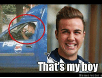 Gotze approves.  [ Credit to Lorenzo Zito ]: That's my boy  Meme creator Gotze approves.  [ Credit to Lorenzo Zito ]