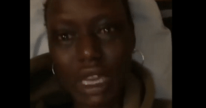 "thats-tea: tw suicide   Ajak Deng says her Modeling Agency is abusing her, speaks on the abuse and says she's on the brink of suicide, ""If I commit suicide, it'll be your fault""   : thats-tea: tw suicide   Ajak Deng says her Modeling Agency is abusing her, speaks on the abuse and says she's on the brink of suicide, ""If I commit suicide, it'll be your fault"""