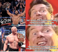 Bitch, Memes, and Wrestling: THAT'SA NICE TITLE YOU HIWE THERE JINDER  T WOULD TIME  BE A SHAME IF 16  THAT SA NICE TITLE MOU HAVETHERE BROCKIT  WOULD BE A SHAMEIFA CERTAIN BIG DOG WERETO  TARE IT WAN FROM YOU I apologize in advance if you can't see the words all that well my app wanted to be a bitch😂 prowrestling professionalwrestling wwe wweraw wwenews wwememes wwewrestling wweworldheavyweightchampionship wwesuperstars wwenetwork wrestle wrestler wrestlers wrestling wrestlingmemes ajstyles samoajoe romanreigns johncena brocklesnar jindermahal braunstrowman worldwrestlingfederation worldwrestlingentertainment