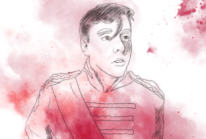 Beautiful, Prince, and Target: thatsthat24:  cattonsanders: finally, this boy is done!! a rotoscope of everyone's favourite prince, roman!! and thus all four main boys have been done! (don't worry, I've got plans to do deceit as well c;) previous roto gifs: virgil (x) logan (x) and patton (x) @thatsthat24  Oh my goodness!!!! This is beautiful!!!