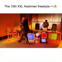"Did y'all see @idk made the 10th spot on the XXL freshmen list with ""Trippie Redd's Freestyle"" ?: The 10th XXL freshmen freestyle .. Did y'all see @idk made the 10th spot on the XXL freshmen list with ""Trippie Redd's Freestyle"" ?"