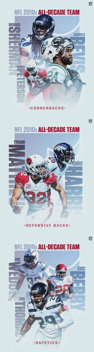 The 2010s All-Decade Team Secondary! https://t.co/oqsE8TPaFt: The 2010s All-Decade Team Secondary! https://t.co/oqsE8TPaFt