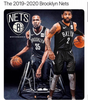 Nets Nation bandwagoners...don't forget about KD's injury. 🤦🏽‍♂️: The 2019-2020 Brooklyn Nets  NETS  infor  MISTERMORRIS  ROOKLY  35  2 Nets Nation bandwagoners...don't forget about KD's injury. 🤦🏽‍♂️