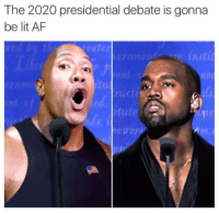 Af, Blackpeopletwitter, and Lit: The 2020 presidential debate is gonna  be lit AF  C7  insti  4C  cti  tute <p>Time to travel the world I guess (via /r/BlackPeopleTwitter)</p>