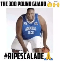 Memes, 300, and 🤖: THE 300 POUND GUARD  HRIPESCALADE