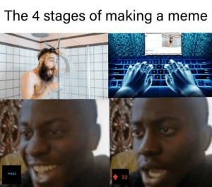Hits me in the feels by kayneshaw MORE MEMES: The 4 stages of making a meme  01 o D  0101  1 11  101  o1o1  Sutwok  Shower Shocked 'magos, Stock Photos & Vectors Sh  O1616  U  S  POST  32 Hits me in the feels by kayneshaw MORE MEMES