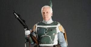 Boba Fett, Boba, and Actual: The ACTUAL Boba Fett unmasked