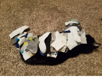 the-addiction-of-you:  no-lives-matter-that-much:   mostlycatsmostly:   voodythevainglorious: In case anyone is curious, you can put 27 toddler socks on a lazy cat and she won't move.  23 ski caps and didn't budge. 😺   Four remotes a box of floss and a battery.    Another cat : the-addiction-of-you:  no-lives-matter-that-much:   mostlycatsmostly:   voodythevainglorious: In case anyone is curious, you can put 27 toddler socks on a lazy cat and she won't move.  23 ski caps and didn't budge. 😺   Four remotes a box of floss and a battery.    Another cat
