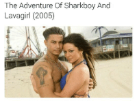 the adventures of sharkboy and lavagirl: The Adventure Of Sharkboy And  Lavagirl (2005)
