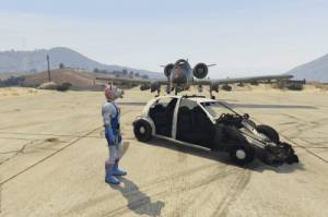 The all new 4 seat police ramp buggy: The all new 4 seat police ramp buggy