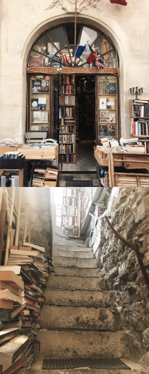 myend-ismybeginning:  Source.: THE ALLBEY BOOKSHOP  La  LETS GO ORO  Librairie  Canadienne  PARIS  BOOKS  HISTORY  AMES  AMES  COMEY  e French  LE TUR  SOCRATES  ADORNO  cis  PROCTIS O WAR  BLINNENINE  TRACKERS   atli  DEN  Medeana  OUROAS  Paiston  EUROPE myend-ismybeginning:  Source.
