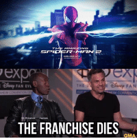 Yep... inspired by @562comics - The Scarlet Spider (no, I'm not a new admin I just changed my name...) . . . . . captainamericacivilwar captainamerica civilwar blackpanther blackwidow falcon spiderman spidermanhomecoming vision antman wasp wintersoldier scarletwitch quicksilver hawkeye hulk thor thorragnarok gotg guardiansofthegalaxy doctorstrange avengers avengersinfinitywar marvelmovies ruffalospoiler: THE AMATING  SPINS  exp  THE U  FAN EV  HEIM CONVENTIONC  CONVENTIC  IG:@marvel memes  THE FRANCHISE DIES  GMA Yep... inspired by @562comics - The Scarlet Spider (no, I'm not a new admin I just changed my name...) . . . . . captainamericacivilwar captainamerica civilwar blackpanther blackwidow falcon spiderman spidermanhomecoming vision antman wasp wintersoldier scarletwitch quicksilver hawkeye hulk thor thorragnarok gotg guardiansofthegalaxy doctorstrange avengers avengersinfinitywar marvelmovies ruffalospoiler