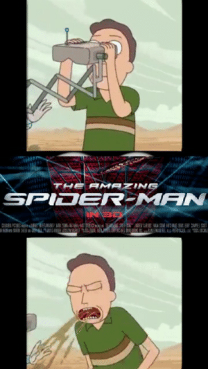 Pizza time: THE AMAZING  ŠPIDER-MAN Pizza time