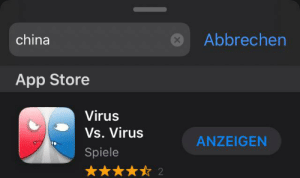 The AppStore knows the game: The AppStore knows the game