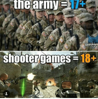 Well I mean, takes a few months to undergo basic training and then other training.. - FOLLOW @the_lone_survivor for more - - PS4 xboxone tlou Thelastofus fallout fallout4 competition competitive falloutmemes battlefield1 battlefield starwars battlefront game csgo counterstrike gaming videogames funny memes videogaming gamingmemes gamingpictures dankmemes recycling csgomemes cod: the  army  CODCAMPE  shooter games -18  18+ Well I mean, takes a few months to undergo basic training and then other training.. - FOLLOW @the_lone_survivor for more - - PS4 xboxone tlou Thelastofus fallout fallout4 competition competitive falloutmemes battlefield1 battlefield starwars battlefront game csgo counterstrike gaming videogames funny memes videogaming gamingmemes gamingpictures dankmemes recycling csgomemes cod