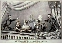 Dank, 🤖, and Washington: THE ASSASSINATION OF PRESIDENT LINCOLN.  AT FORDS THEATRE WASHINGTON D.C APRIL 14 865. newest meme of 2017