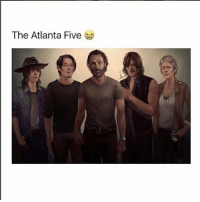 Desperate, Memes, and Truth: The Atlanta Five Who else is not going to make it to the end? 🙈 . Follow @walkingdead_amc for daily twd updates 🆙, memes 🚀and cast 📸 . amcthewalkingdead thewalkingdead twdfamily walkingdead glennrhee maggiegreene laurencohan glaggie michonne carol carolpeletier daryl maggierhee truth real desperate chandlerriggs carlgrimes lucille negan glenn twdseason7 ripglenn twd twdcast ripabraham caryl