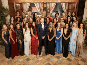 The Bachelor is a show about a guy dating multiple women at once, and is mostly watched by women who hate guys that date multiple women at once.: The Bachelor is a show about a guy dating multiple women at once, and is mostly watched by women who hate guys that date multiple women at once.
